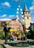 Marktplatz Niederstetten