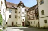 Innenhof des Schloß